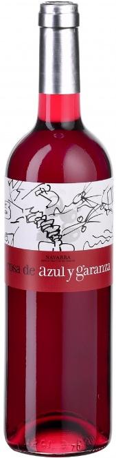 Rosa de Azul y Garanza 2016 (im 6er Karton)