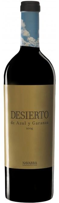 Desierto de Azul y Garanza Tinto 2014 (im 6er Karton)