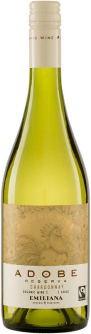 ADOBE Chardonnay Reserva 2019 Emiliana (im 6er Karton)