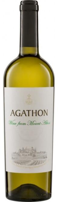 Agathon Weiß Mount Athos ggA 2016 Tsantali (im 6er Karton)