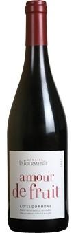 Amour de fruit Côtes du Rhône Rouge AOP 2016 Pouizin (im 6er Karton)