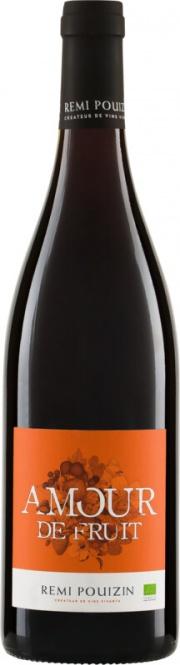 Amour de fruit Côtes du Rhône Rouge AOP 2019 Pouizin (im 6er Karton)