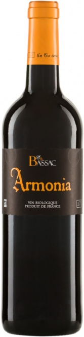 ARMONIA Rouge 2017 Bassac (im 6er Karton)