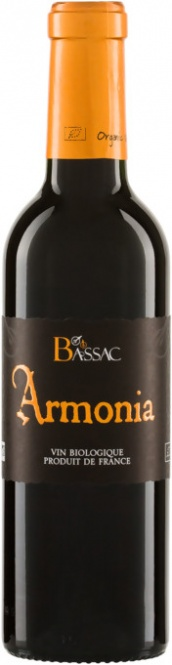 Armonia Rouge 2019 0,375l Bassac (im 6er Karton)