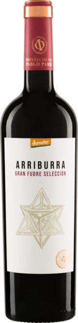 ARRIBURRA GRAN FUDRE Tinto Selección 2018 Pablo Parra (im 6er Karton)