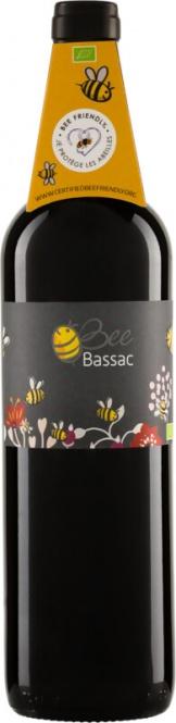 BEE BASSAC Rouge IGP 2019 Domaine Bassac (im 6er Karton)