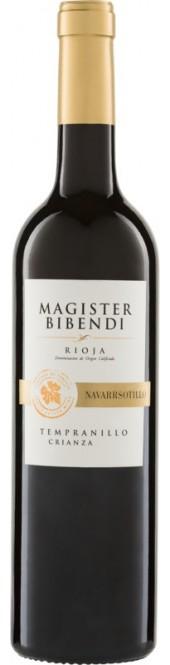 Magister Bibendi Rioja Crianza D.O.Ca. 2016 Navarrsot