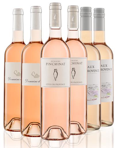 Rosé Paket Provence