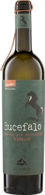 Bucefalo Bianco Vino da uve appassite 2017 Lunaria (im 6er Karton)