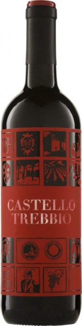 Chianti Superiore DOCG 2017 Castello Trebbio (im 6er Karton)
