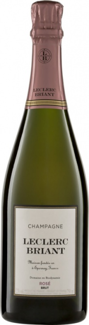 Champagne Rosé Brut Leclerc Briant