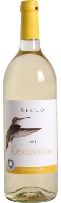 Chardonnay BECCO 2017 1l (im 6er Karton)
