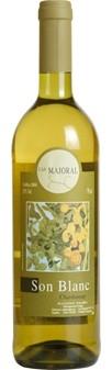 Chardonnay Son Blanc Mallorca DO 2011 Can Majoral (im 6er Karton)