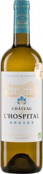 Château de L'Hospital Graves Blanc AOC 2018 (im 6er Karton)