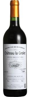 Château La Grolet Tête de Cuvée AOC 2017 (im 6er Karton)