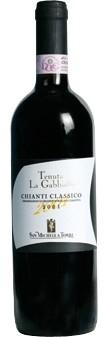 Chianti Classico Tenuta La Gabbiola DOCG 2018 San Miche (im 6er Karton)