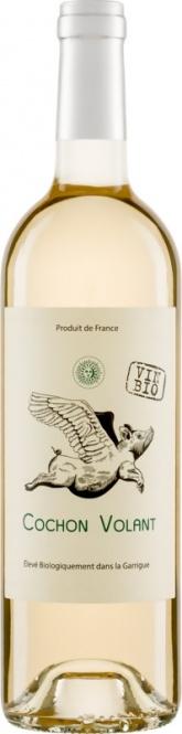 'Cochon Volant' Blanc 2019 Château de Caraguilhes