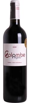 Colombe de Peyrou Castillon-Côtes de Bordeaux AOC 2015