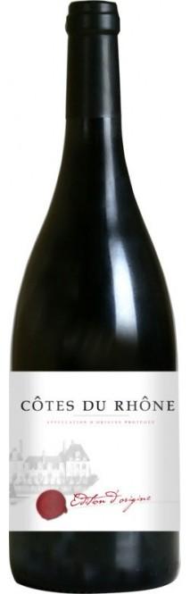 Côtes du Rhône ÉDITION DORIGINE AOP 2018 (im 6er Karton)