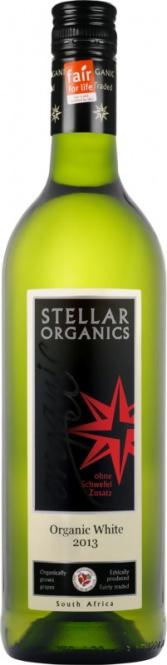 Cuvée White 2018 Stellar Organics ohne SO2-Zusatz (im 6er Karton)