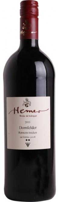 Dornfelder QW 2017 1l Hemer (im 6er Karton)