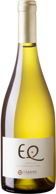 Matetic Vineyards EQ Chardonnay 2014 (im 6er Karton)