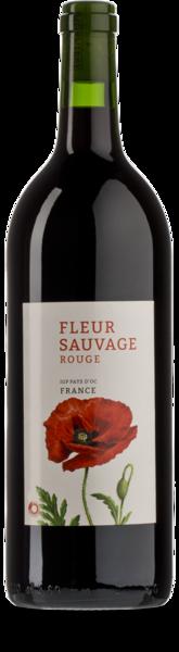 Fleur Sauvage rouge 2019 1 Liter (im 6er Karton)