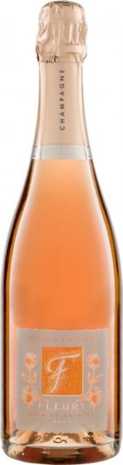 Champagne Rosé Brut Fleury