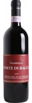 Morellino di Scansano Forte di Bacco DOCG 2015 Valdifalco (im 6er Karton)