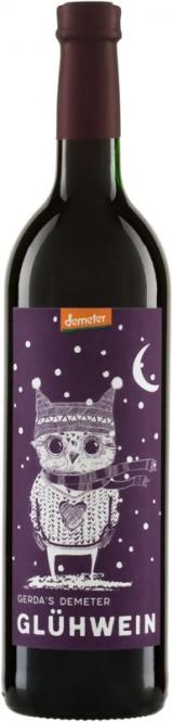 GERDA´S Demeter Glühwein Rot (im 6er Karton)