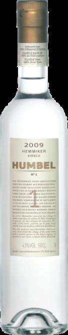 Humbel Nr. 1 Hemmiker Kirsch 0,5 l