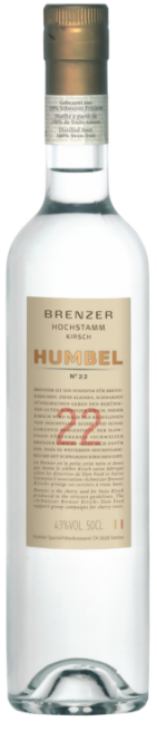Humbel Nr. 22 Brenzer Kirsch 0,5 l