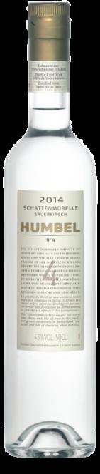 Humbel Nr. 4 Schattenmorelle Sauerkirsch 0,5 l
