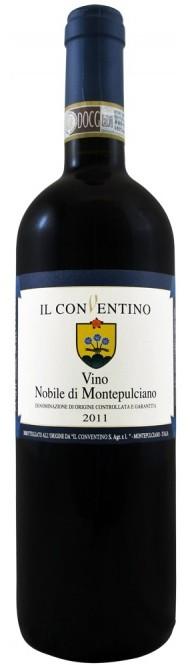 Il Conventino Rosso di Montepulciano DOC 2011 (im 6er Karton)