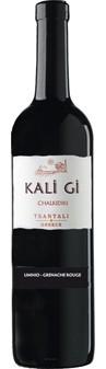 Kali Gi Rot Chalkidiki ggA 2017 Tsantali (im 6er Karton)