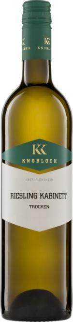 Riesling Gutswein Kabinett 2018 Knobloch (im 6er Karton)