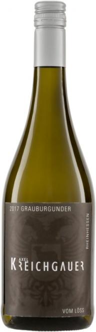 Grauburgunder Vom Löss QW 2018 Kreichgauer (im 6er Karton)
