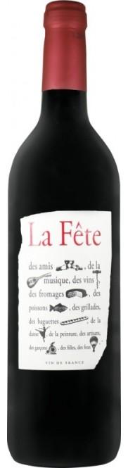 LA FÊTE Rouge (im 6er Karton)