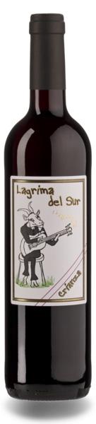 Lagrima del Sur La Mancha Crianza 2013 (im 6er Karton)