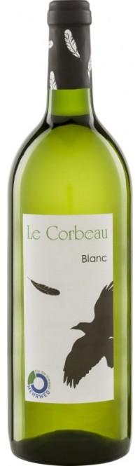 LE CORBEAU Blanc IGP 2017 1l (im 6er Karton)