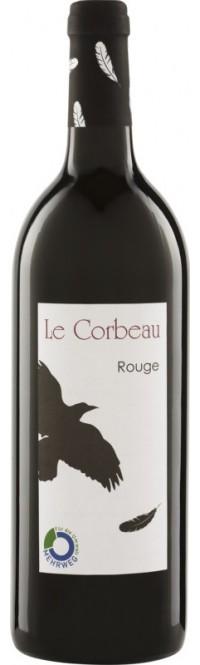 LE CORBEAU Rouge IGP 2016 1l (im 6er Karton)