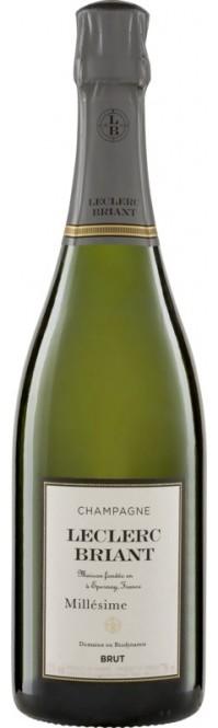 Champagne Brut Millésime 2013 Leclerc Briant