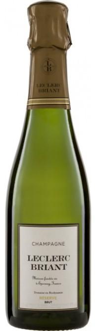 Champagne Brut Réserve Leclerc Briant 375ml