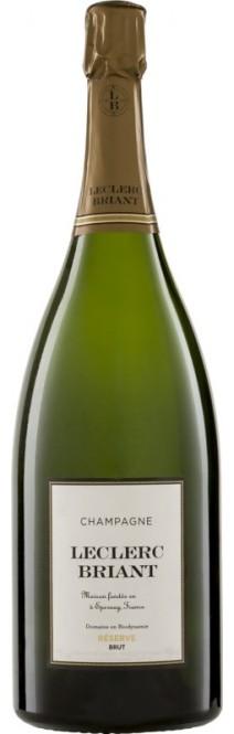 Champagne Brut Réserve Leclerc Briant Magnum