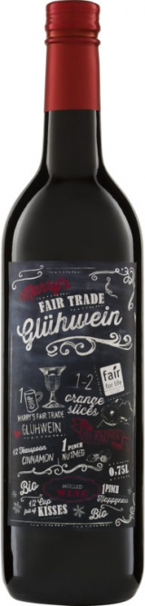 Marry's FAIR TRADE Glühwein (im 6er Karton)