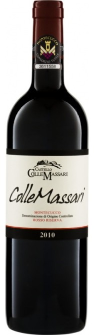 Montecucco Rosso Riserva DOC 2015 ColleMassari (im 6er Karton)