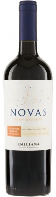 Novas Cabernet Sauvignon Gran Reserva 2015 Emiliana (im 6er Karton)