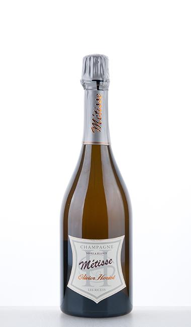 "Oliver Horiot Cuvée ""Métisse"" Noirs & Blancs L13 Extra Brut"