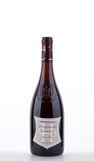 Oliver Horiot Vin Rosé des Riceys en Barmont
