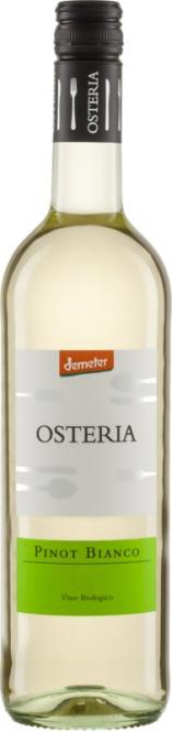 OSTERIA Pinot Bianco Demeter IGT 2019 (im 6er Karton)